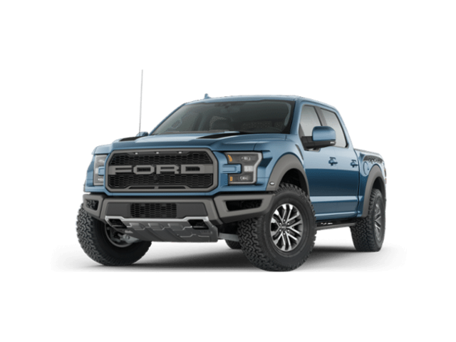 2019 Ford F-150 Raptor Crew Cab Pickup